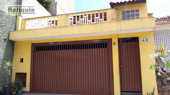 Casa Residencial À Venda, Jardim Das Laranjeiras, São Paulo. - Ca0095