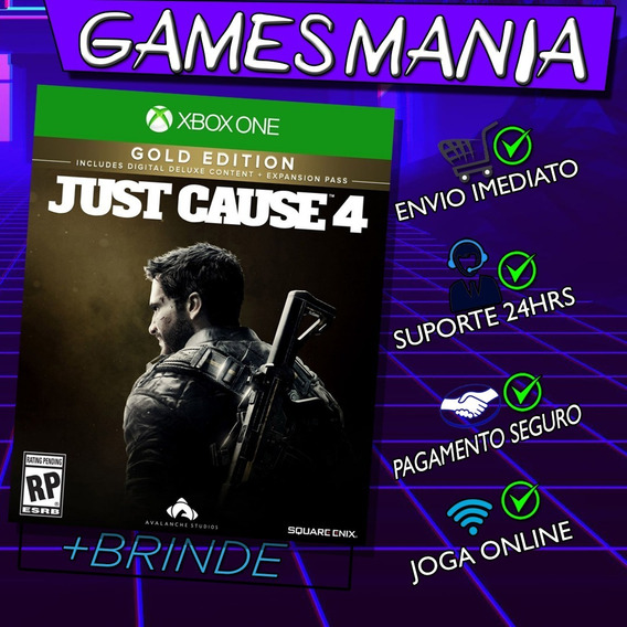 Just Cause 4 Xbox One + 2 Brindes