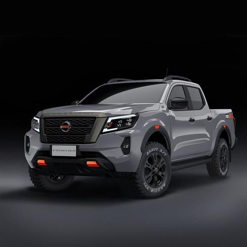 Nissan Frontier Pro - 4 Ex 4 X 4 Diesel Aut. 2.5 2021 0km