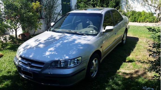 Honda Accord 2.3 Ex-r + Extras