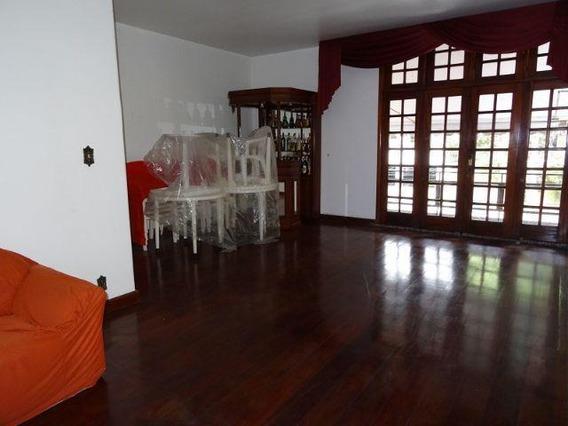 Excelente Casa De 4 Quartos Em Boa Viagem - Ca0056