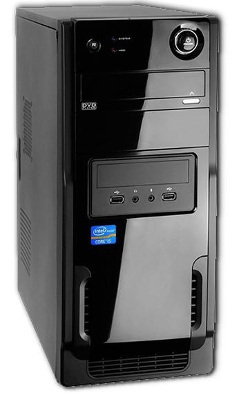 Computador Gamer/work Intel Core I5 8gb Hd 500gb Windows Oem