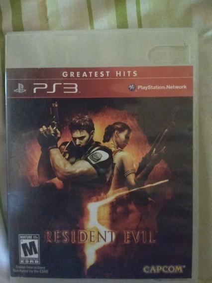 Resident Evil 5 Original Ps3