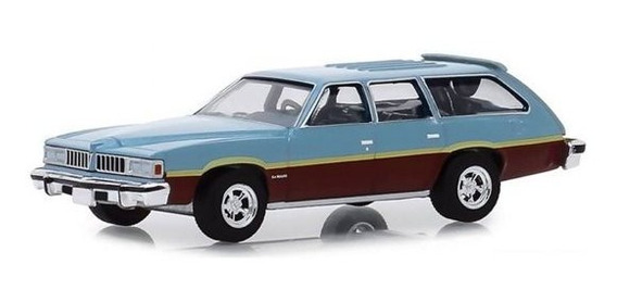 Greenlight Estate Wagons 1977 Pontiac Lemans Safari 1:64