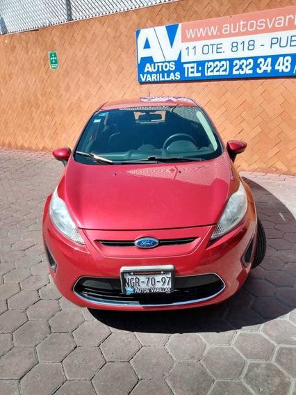 Ford Fiesta Se Hatchback Aut. 2012