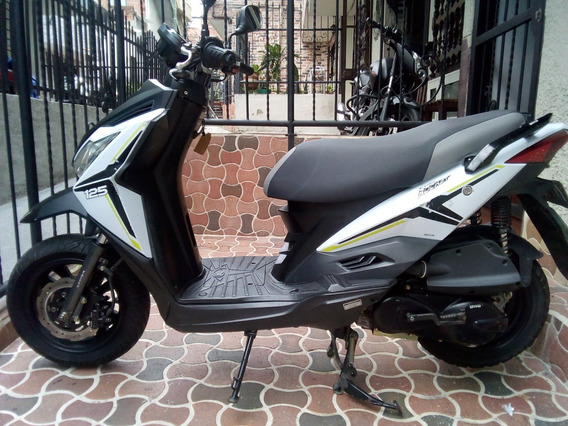 Vendo Agility Rocket 125 / 2016 $ 3.900.000