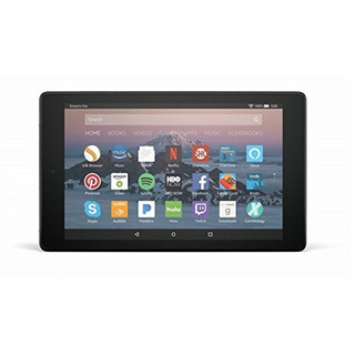 Fire Hd 8 Tablet Con Alexa, 8 Pantalla Hd, 16 Gb, Negro...