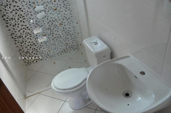 Casa Para Venda Em Ponta Grossa, Chapada, 2 Dormitórios, 1 Banheiro - Mr19-1_1-984883