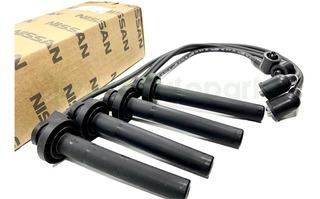 Cables Bujia Tsuru Iii Juego Originales Nissan 2003