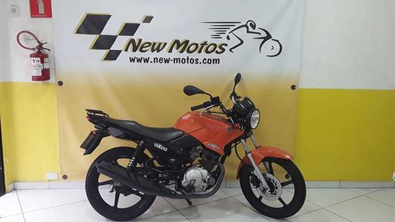 Yamaha Ybr 125 Ed Segundo Dono 47.000 Km !!!