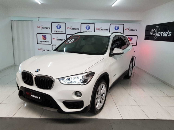 Bmw X1 Active Flex Sdrive Baixo Km 2018