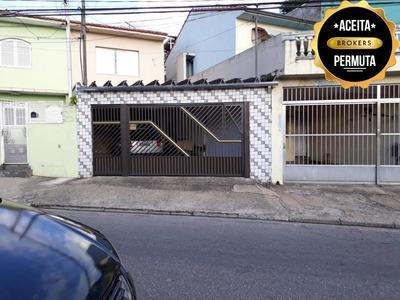 Sobrado Com 2 Dormitórios À Venda, 118 M² Por R$ 530.000 - Mauá - São Caetano Do Sul/sp - So0413
