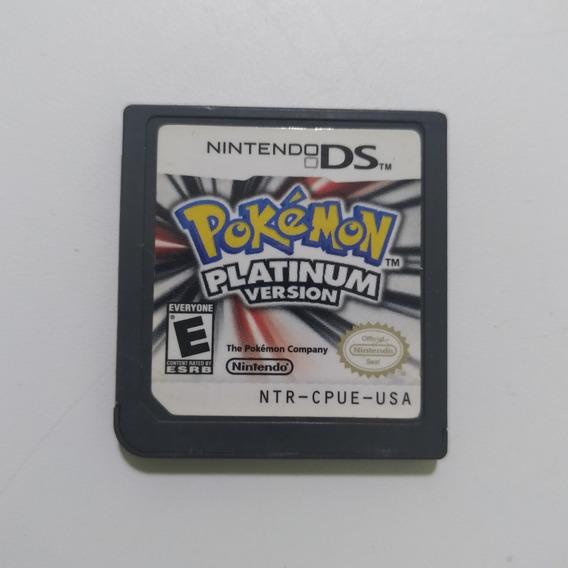 Pokémon Platinum Original Ds ( Frete Incluso)