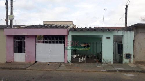 Imagem 1 de 3 de Casa Com 2 Dormitórios À Venda, 500 M² Por R$ 530.000 - Vila Suissa - Mogi Das Cruzes/sp - Ca4095