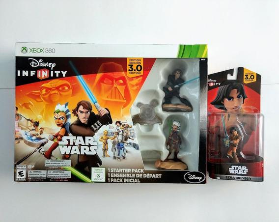 Disney Infinity 3.0 Starter Pack Star Wars Xbox 360+ Ezra B
