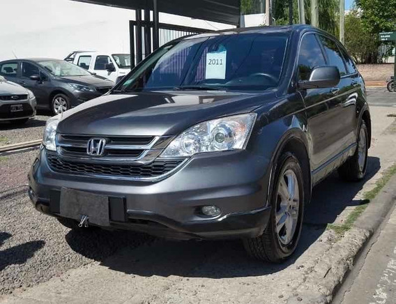 Honda Cr-v 2.4 Ex At 4wd (mexico) 2011