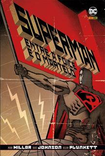 Livro Hq Superman Entre A Foice E O Martelo Envio Rápido