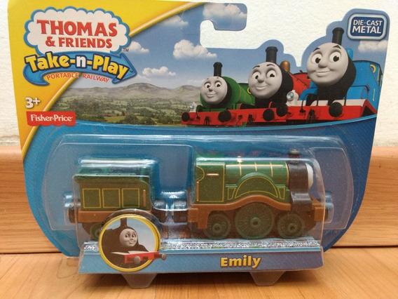 Thomas E Seus Amigos Tren Emily