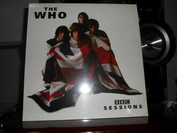 Lp The Who - The Bbc Sessions ( Duplo ) Lacrado !!!