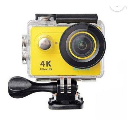 Camera Esportiva Eken H9r Amarela