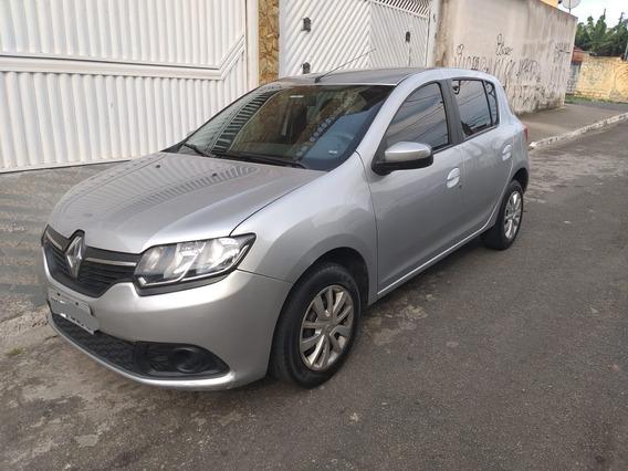 Renault Sandero Expression 1.0 Completo 2016