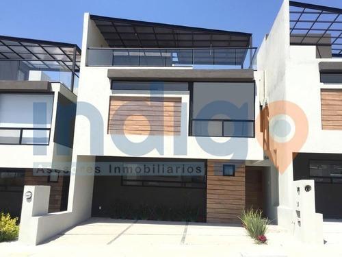 Casa Nueva En Venta En El Refugio (privada Bojai)