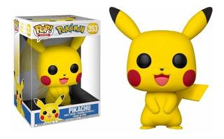 Funko Pop Pikachu 353 Pokemon Anime.detective Pikachu