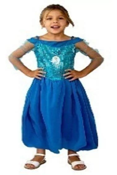 Disfraz Elsa Eco T2