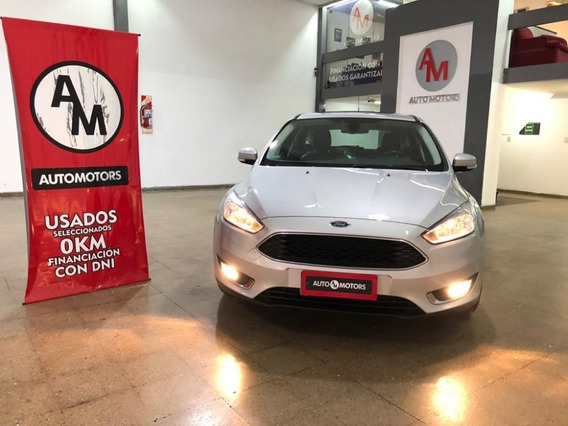 Ford Focus Se Plus 5pts Power Shift 2016