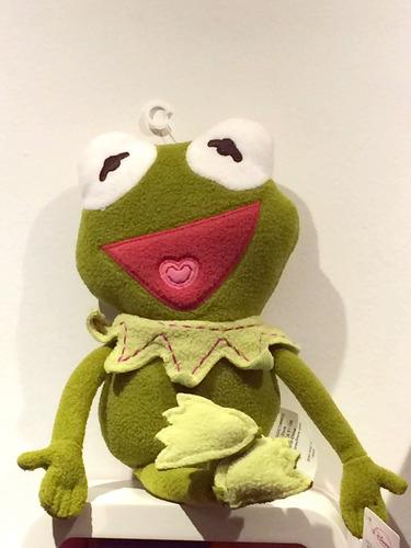 Los Muppets Rana René (nuevo) Peluche Kermit