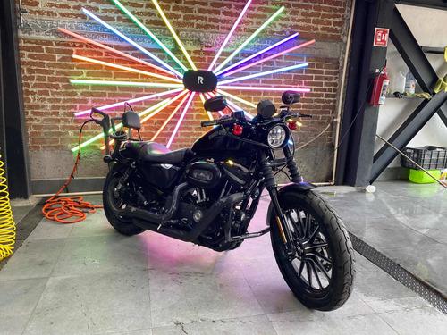 Imagen 1 de 4 de Harley Davidson Iron Xl 883