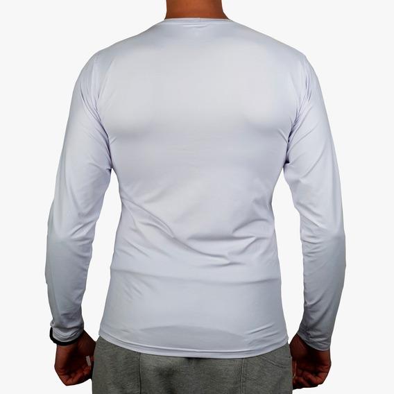 Kit Camiseta Manga Longa Proteção Solar Uv50 + Bandana Uv