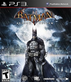 Batman: Arkham Asylum Juego Digital Ps3