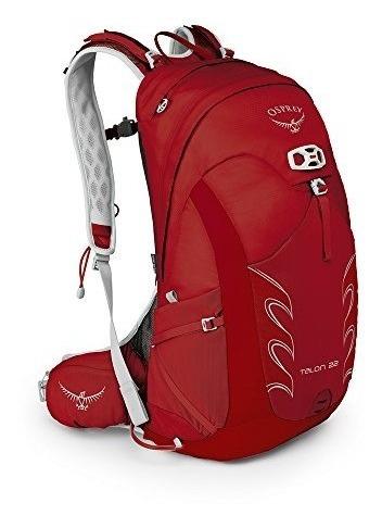 Mochila Osprey Packs Osprey Talon 22, Rojo Marciano, M / L,