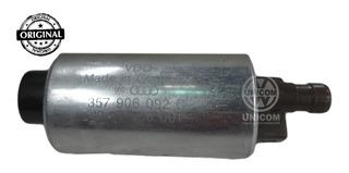 Bomba Elétrica Boia Tanque S/ Filtro Santana/ Gol Gti Orig