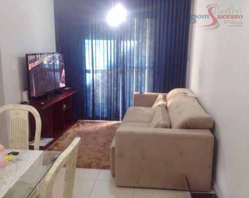 Imagem 1 de 19 de Apartamento Com 2 Dormitórios À Venda, 63 M² Por R$ 290.000,00 - Vila Formosa (zona Leste) - São Paulo/sp - Ap0965