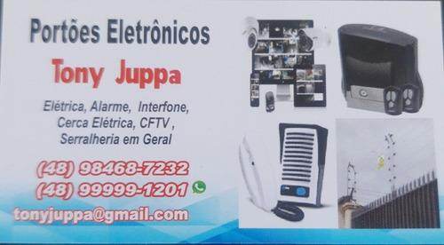 Imagem 1 de 1 de Tj Segurança Eletrônica Diversas Do Mercado Fone (48)9999912