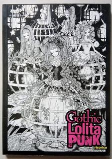 Libro Gothic Lolita Punk Draw Like Japanese Artist