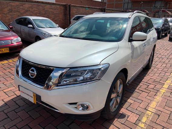 Nissan Pathfinder Exclusive 4x4