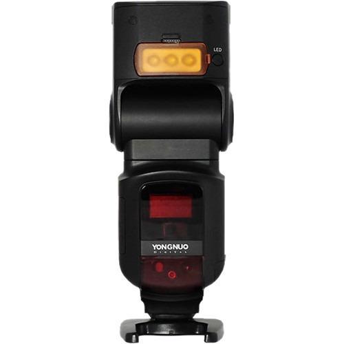 Flash Yongnuo Yn-968n Com Radio Embutido - Nikon
