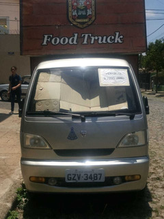 Food Truck Hafei Pickup 2010/2011