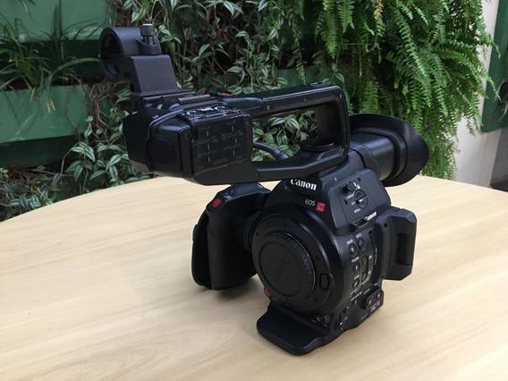 Filmadora Canon C100 Mark Ii