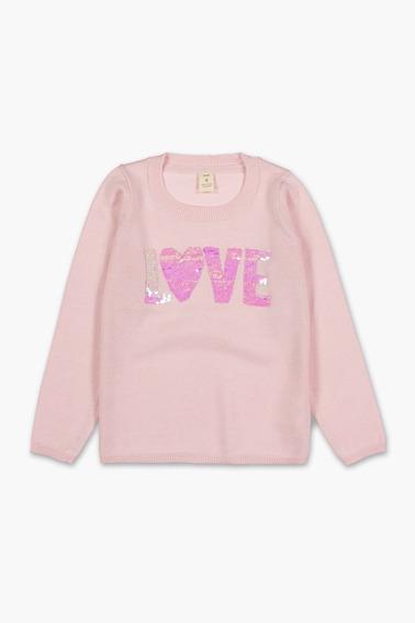 Sweater Nena Niña Cheeky Hilo Lentejuelas