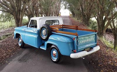 Pickup Antiga Chevrolet Americana Original, 1965, Modelo C14