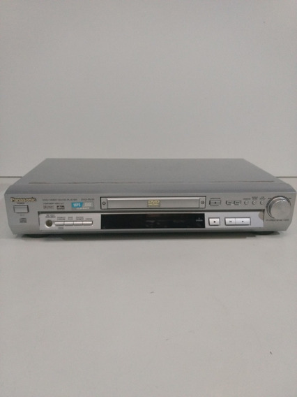 Dvd Panasonic Md Dvd-rv31 No Estado