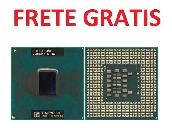 Processador Intel Celeron 1.46/1m/533 Lf80538 410 Com Frete