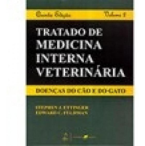 Tratado De Medicina Interna Veterinaria 2 Vols