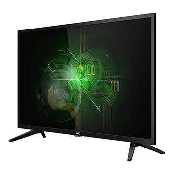 Tv Led Hd Aoc 32 C/ Hdmi + Usb + Conversor D +suporte Fixo.
