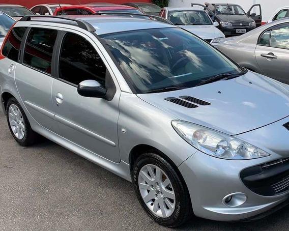 Peugeot 207 Sw Xs 1.6 Aut
