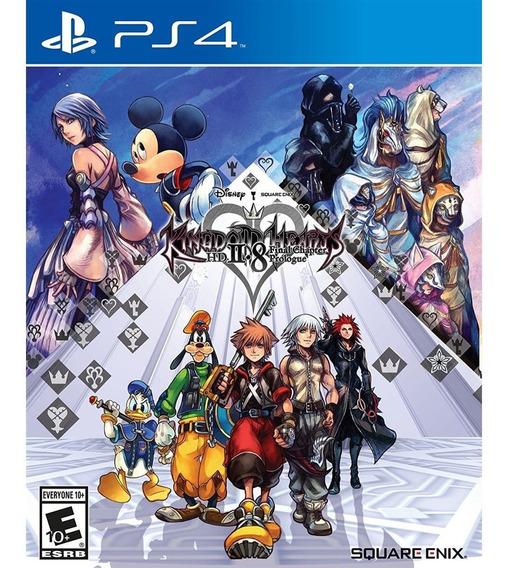 Kingdom Hearts Hd 2.8 Final Chapter Ps4 Mídia Física Lacrado